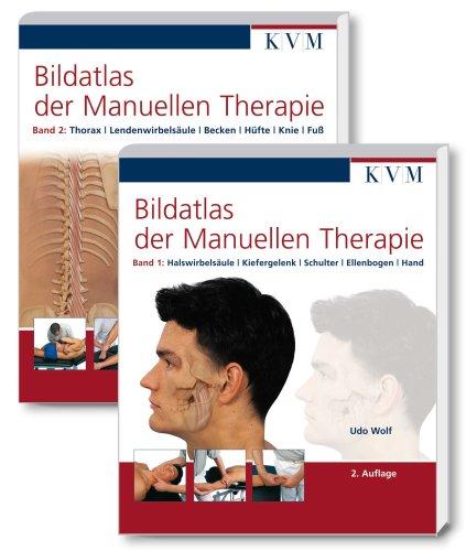 Bildatlas der Manuellen Therapie. Set Band 1/2