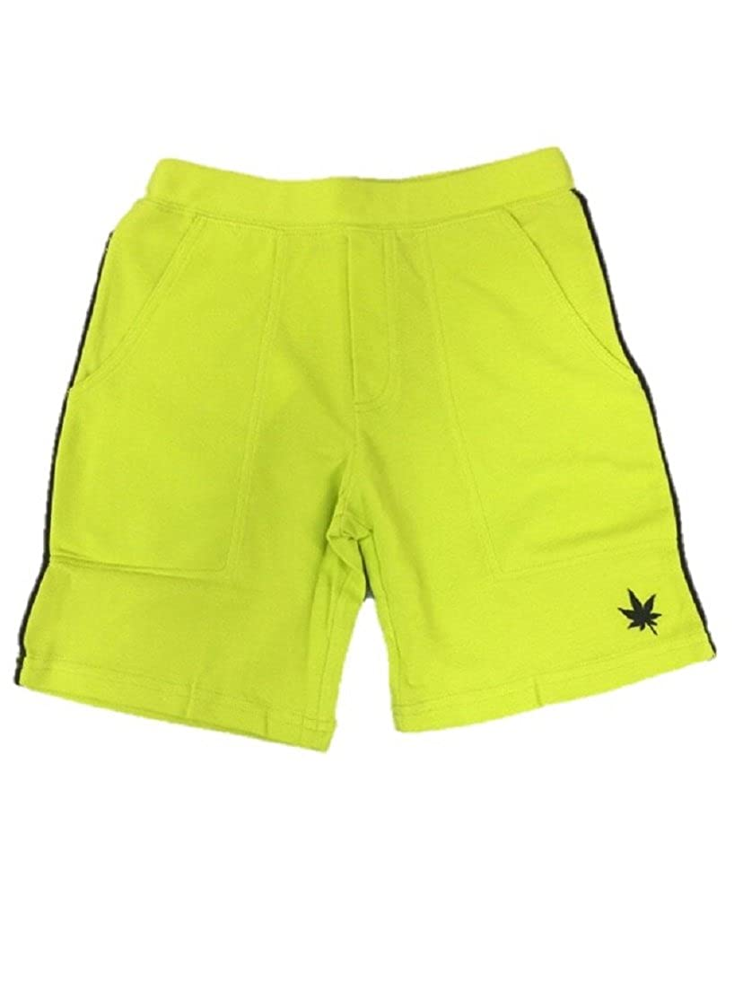 X-Small Boast Youth Lime Green Tennis Shorts