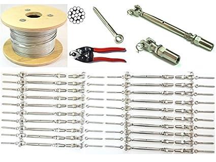 1/8 cable para Kit 36.