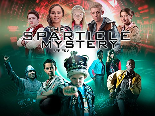 The Sparticle Mystery Series 02 Watch Online Now With