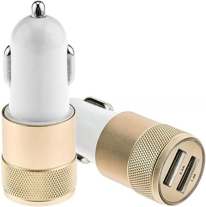 2019 Moda. Charberry - Cargador de Coche Universal USB para ...