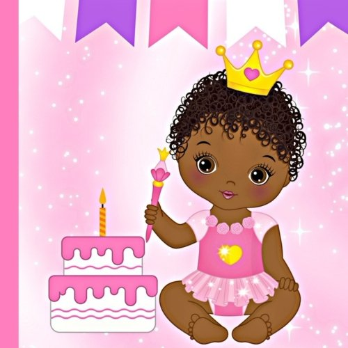 Search : African American Princess 1st Birthday Party Guest Book: African American Princess 1st Birthday Party Guest Book Includes Picture Pages Plus Bonus ... Gifts,African American Birthday) (Volume 1)
