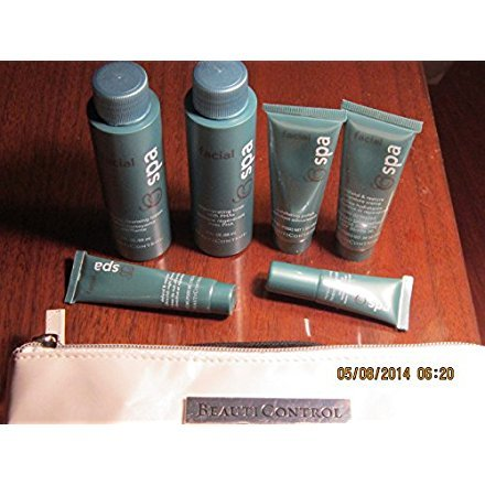 Beauticontrol Defend and Restore PHA's 6 Piece Travel Set and - Purifying Cleansing Lotion