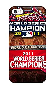 Hot 8876949K999255950 st_ louis cardinals MLB Sports & Colleges best iPhone 5/5s cases