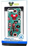 Disney D-tech World WDW Parks Authentic Walt Disney World Christmas Holiday Nostalgic Ornament Logo Mickey Logo Iphone 5 5s Phone Hard Case & Screen Guard Cleaning Cloth