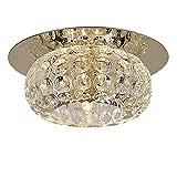 LightInTheBox Modern Crystal New Style Ceiling Lamp, Modern Home Ceiling Light Fixture Flush Mount, Pendant Light Chandelie