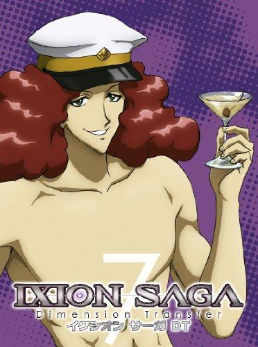Japanese TV - Ixion Saga Dt 7 [Japan DVD] PCBG-52177