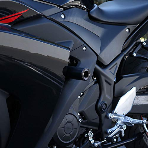 orange Worldmotop Motorcycle Bar End Plug Handlebars End Caps Grips for Suzuki GSXR 600 750 1000 1100 1300 and all 7//8 Handlebar Grip