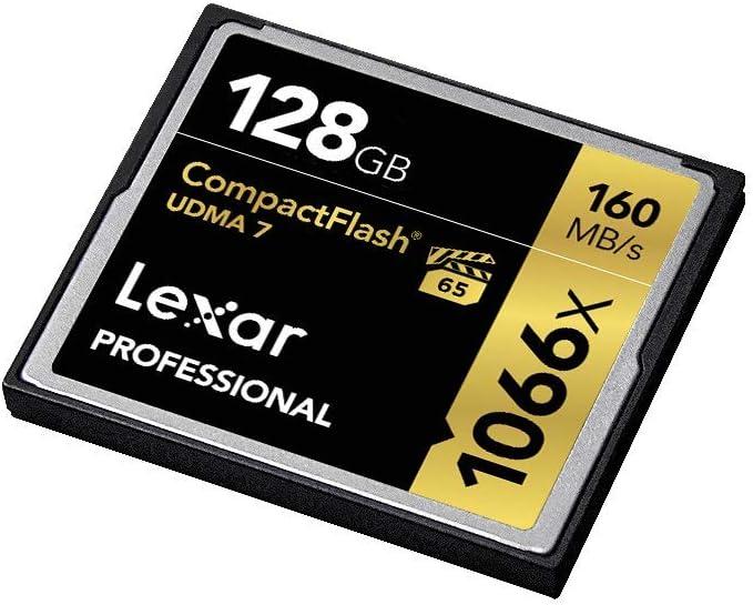 Lexar Professional 128gb 1066x Speed 160mb Computer Zubehör