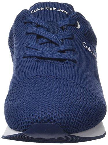 Calvin Jado Sneaker Mesh Uomo Nero Stb Klein R0fqwU