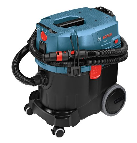 Bosch VAC090S 9-Gallon Dust Extractor with Semi-Auto Filter Clean by Bosch