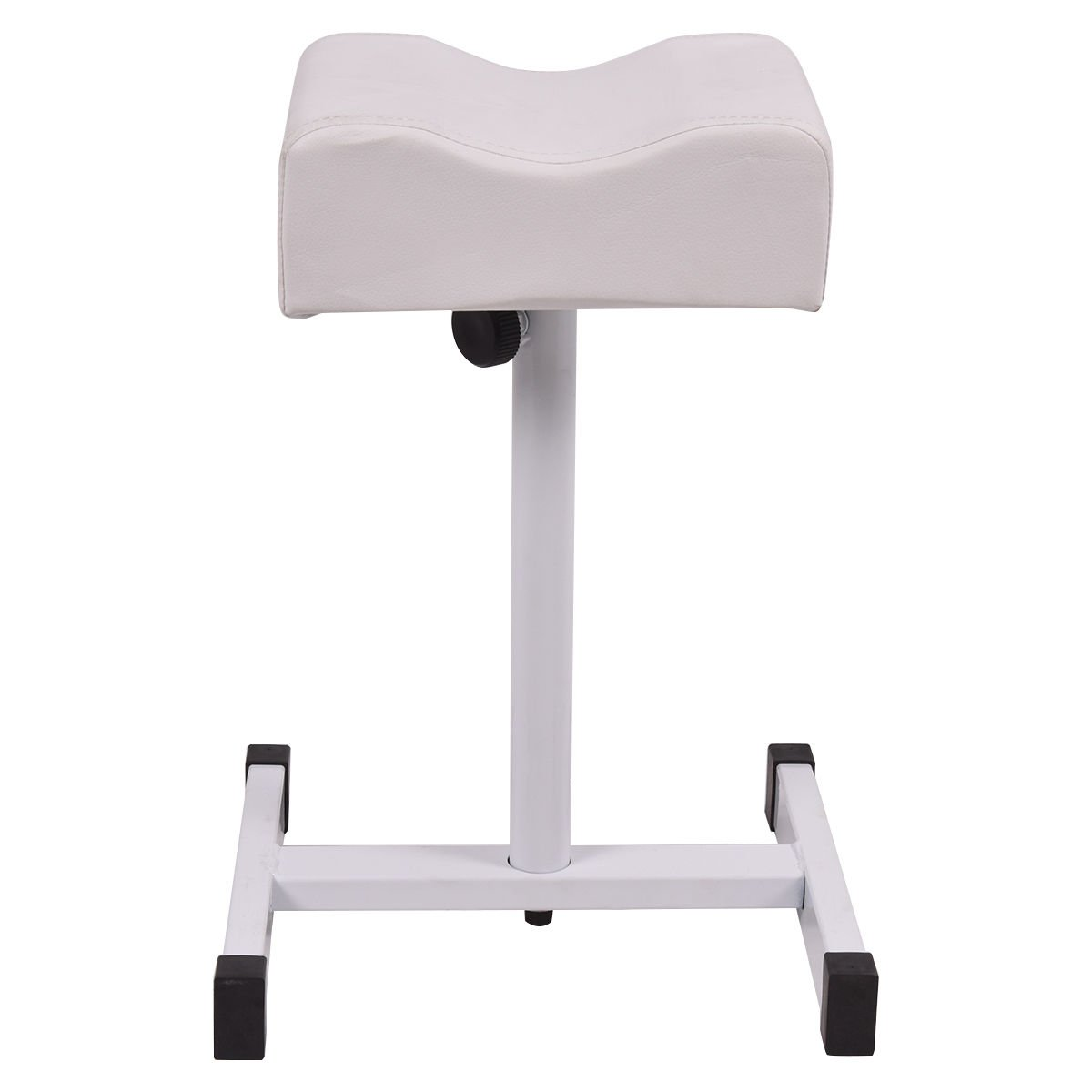 Simply Silver - Adjustable Pedicure - White Adjustable Pedicure Manicure Technician Nail Footrest Salon Spa Equipment by Simply Silver (Image #3)