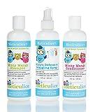 Meticulice Head Lice Summer Camp Prevention Kit ~ Kit de prevención de campamento de verano Meticulice Head Lice