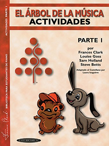 (The Music Tree Activities Book: Part 1 (Actividades) (Spanish Language Edition) (The Music Tree Series) (Spanish Edition))