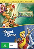 Robin Hood + The Sword In the Stone [NON-USA Format / PAL / Region 4 Import - Australia]