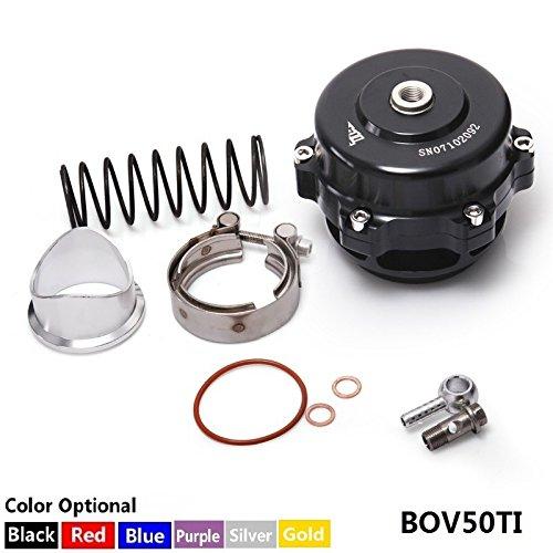 EPMAN EP-BOV1001 Válvula de descarga, 25 mm, aluminio, válvula para diésel: Amazon.es: Coche y moto