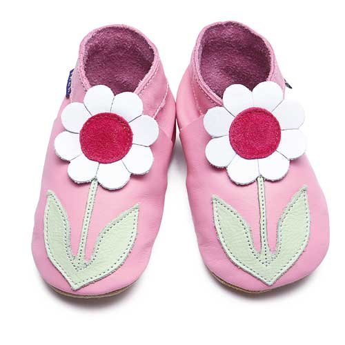 Inch Blue, Baby Babyschuhe - Lauflernschuhe  rosa 17-18 cm