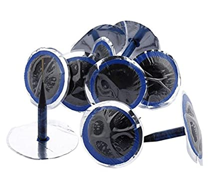 10 pieza 10 mm x 65 mm reparación de neumáticos para montaje en stvul Kani –
