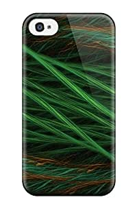 Case Cover, Fashionable Iphone 4/4s Case - Abstract 8374111K63695676