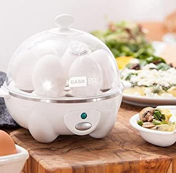 Appliances Egg Cooker Dash Go Rapid Egg Cooker In White Healthy Cooking