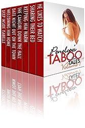 Penelope's Taboo Tales, Volume 1: Forbidden Desires