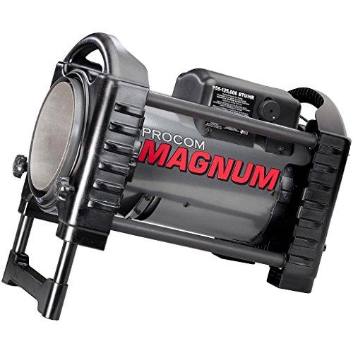 ProCom Heating PCFA125V Heater, Black