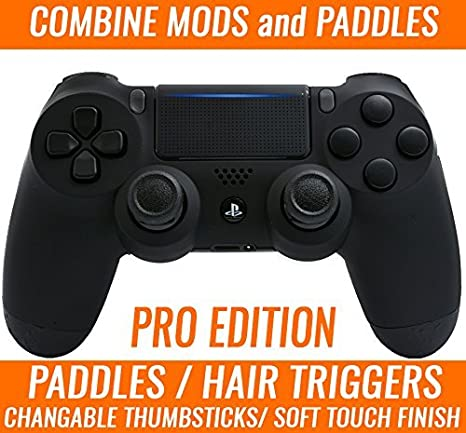 Amazon.com: Controlador PRO Edition PS4 Rapid Fire 40 MODS ...