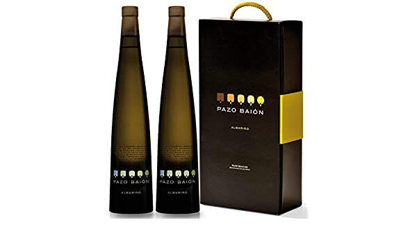 Estuche Regalo Pazo Baión 2 Botellas - Vino Blanco Rías ...