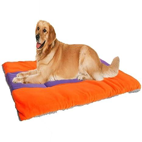 Manta para perros, almohadilla de cajón, cama para gato, jaula ...