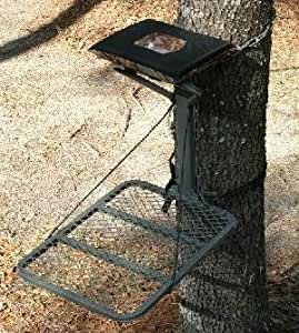 NEW Hang on Lock on Deer Hunting Tree Stand 1 One Man