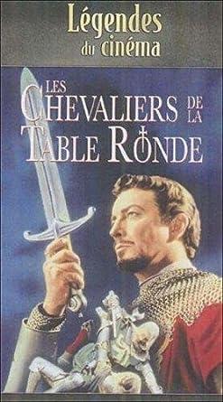 Amazon Com Les Chevaliers De La Table Ronde Robert Taylor Ava