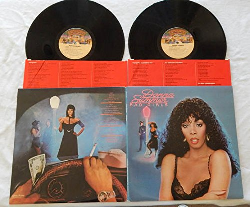Harold Faltermeyer - Donna Summer Double Lp Album Bad Girls - Casablanca Records 1979 - Near Mint -