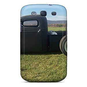 Special DonnaLConner Skin Case Cover For Galaxy S3, Popular 36 Chevy Truck Phone Case