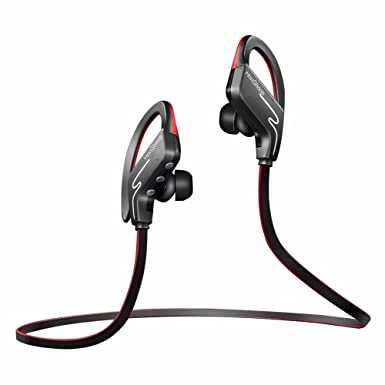 Auriculares inalámbricos honshoop Bluetooth V4.1 in ear Auriculares a prueba de sudor Deportes portátil