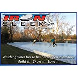 Skating Rink Kit Size: 20' x 46'