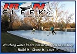 Skating Rink Kit Size: 20' x 20'