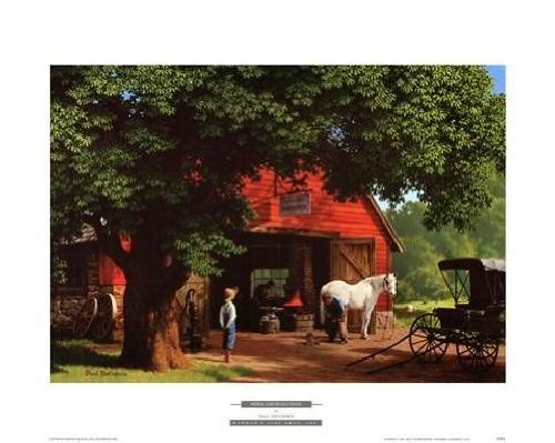Paul Detlefsen - Horse and Buggy ()