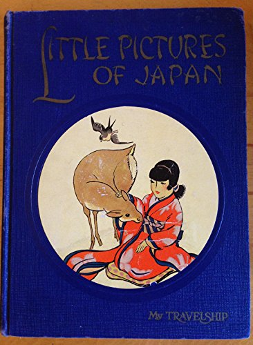 Little Pictures of Japan by The Book House for Children