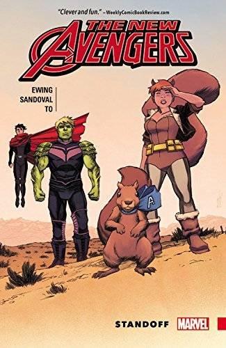 new avengers vol 1 - 6