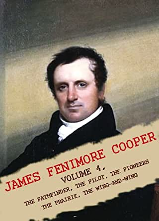 "deerslayer by james fenimore cooper essay James fenimore cooper was born in burlington, new jersey on september 15th 1789 (""james fenimore cooper,"" american eras, np) he was the eleventh child of william cooper and elizabeth fenimore cooper, whom he would later adopt part of his name from."