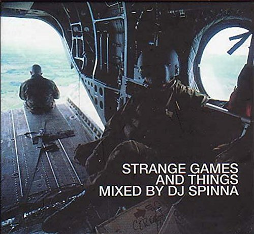 Strange Games and Things by Bbe / Beat Gen