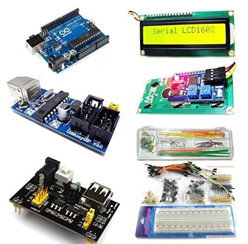 New Version UNO Starter Package Kits -for Arduino Compatible by Aigh Auality shop