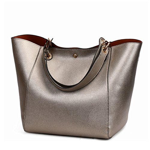 Party Borsa Tote Bag Tracolla A Kervinzhang Bronze Lavoro Champagne Casual color Donna RdwqW0g