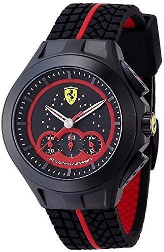 Scuderia Ferrari Watch Race Day 0830028 Men's [regular imported goods]