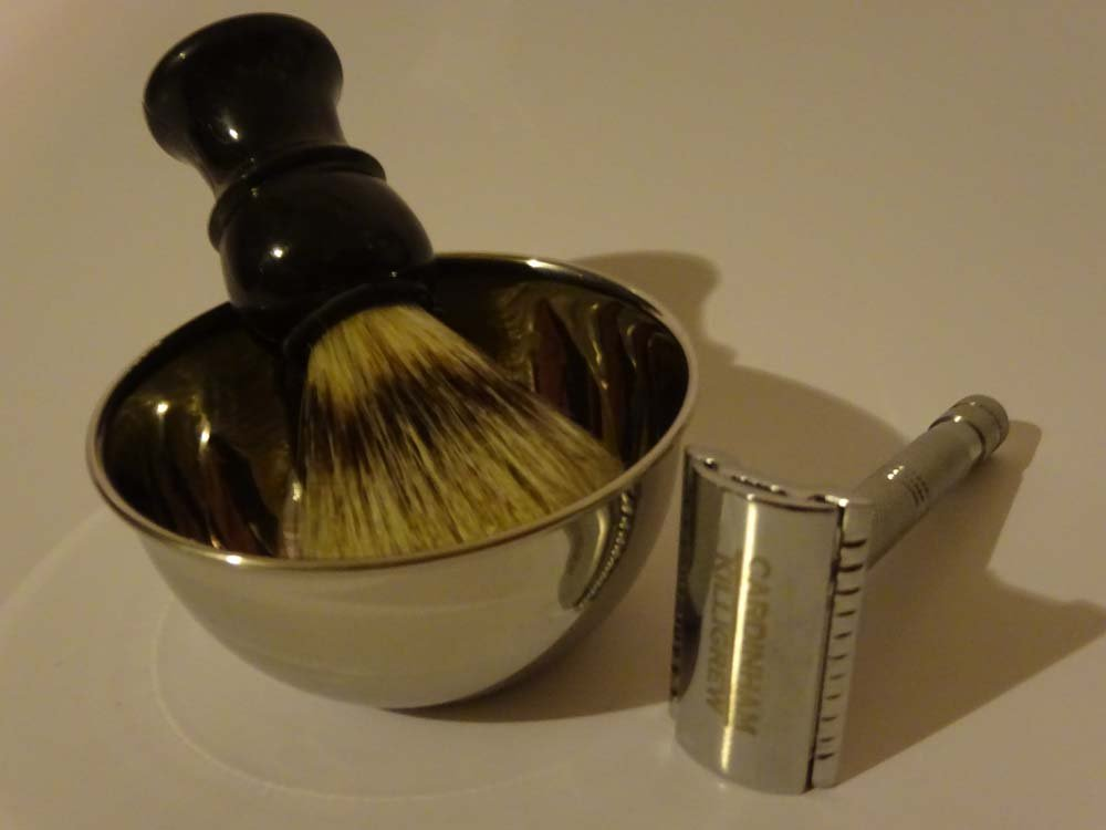 Very best Amazon.com : Vintage Shave Kit Groomsmen Gift Vintage Rustic  ET48