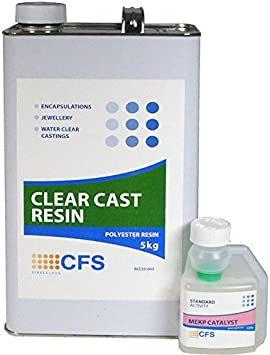 Arts Crafts Jewellery Clear Resin Water Clear Casting Polyester Resin