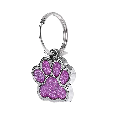 LLAni - Collar para mascota, con brillantina en forma de ...