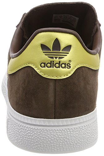 size 3 gold Shoes 40 adidas Munchen white 2 brown wqXwP8t