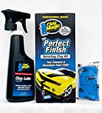 Perfect Finish Detailing Clay Kit by Clay Magic