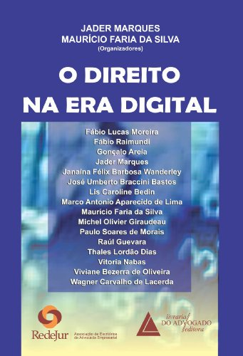 O Direito Na Era Digital (Portuguese Edition)